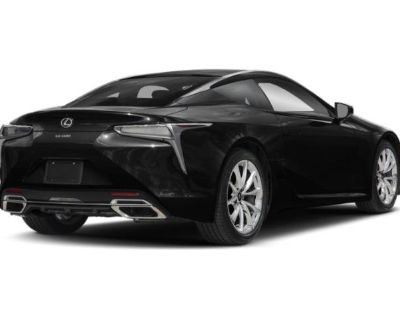 Pre-Owned 2021 Lexus LC LC 500 RWD Coupe
