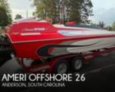 26 foot American Offshore 26