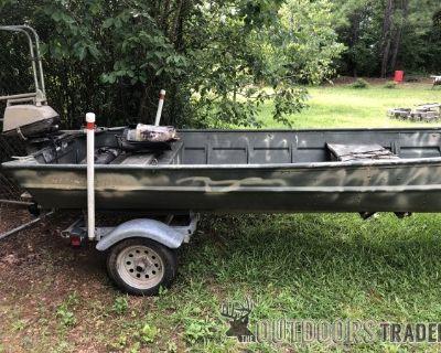 FS/FT Jon boat