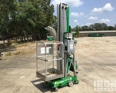 2016 Genie AWP-36S Vertical Mast Lift