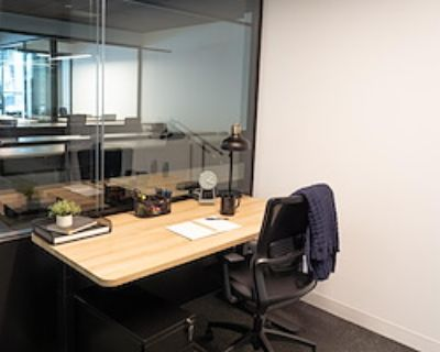 Private Office for 2 at CommonGrounds Workplace