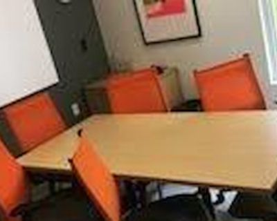 Private Meeting Room for 6 at Office Evolution - Southlake