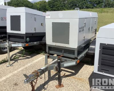 Wacker Neuson G25 24.4 kVA Mobile Gen Set