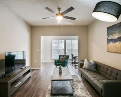 Modern 1BR Flat in the Heart of North Atlanta