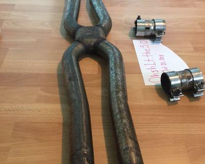 Selling Flowmaster scavenger x-pipe, 15-17 mustang V6