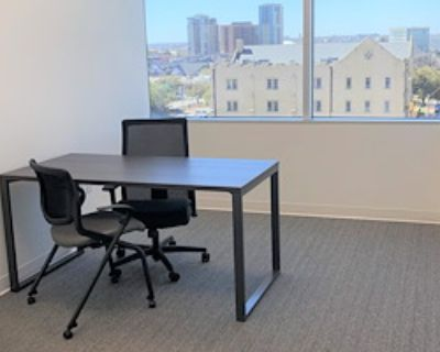 Private Office for 3 at CityCentral- Downtown Ft. Worth