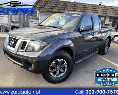 Used 2014 Nissan Frontier 4WD King Cab Auto PRO-4X