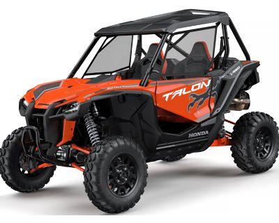 2021 Honda Talon 1000X Utility Sport Shawnee, KS