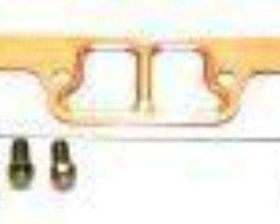 Amc 304 401 Copper Header Gasket Dog Leg Port + Bolts
