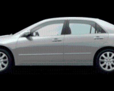 2006 Honda Accord VP