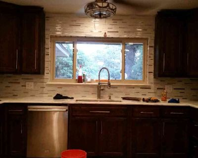 Remodeling counter-tops