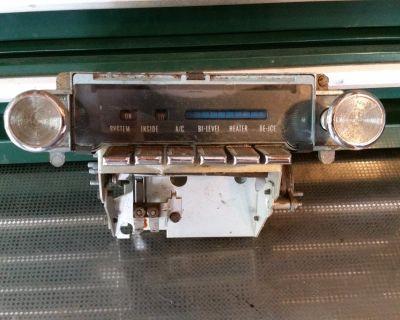 1968 68 PONTIAC CATALINA BONNEVILLE HEATER CONTROL AC Air Conditioning