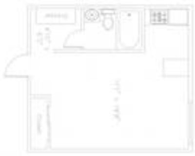 Dorchester House Apartments - Large Studio Furnished