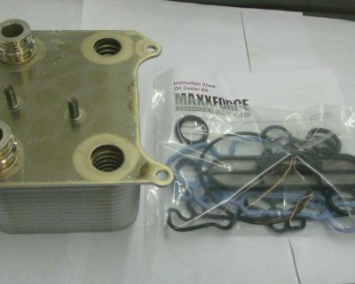 Ford 6.0 Diesel Oil Cooler New Oem Part 3c3z 6a642 Ca F350 E350 Excursion