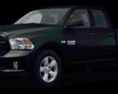 "2012 Ram 1500 Express Crew Cab 5'7"" Box 4WD"