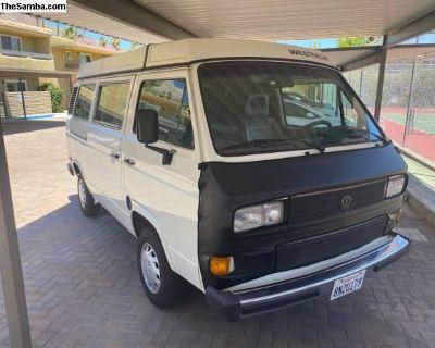 1987 VW Westfalia Vanagon