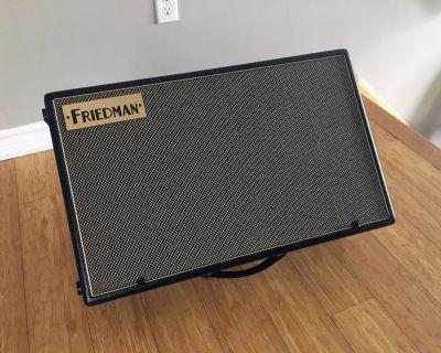 Friedman ASM-12 Powered Speaker *BACK UP FOR SALE*
