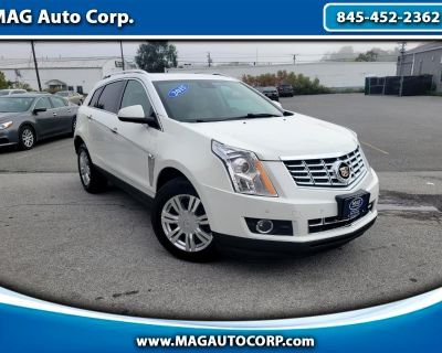 Used 2015 Cadillac SRX Luxury Collection AWD