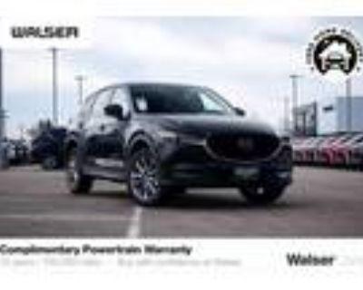 2021 Mazda CX-5 Black, 45 miles