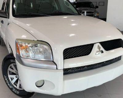 2009 Mitsubishi Raider LS