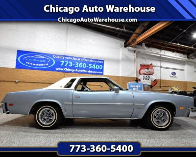 Used 1977 Oldsmobile Cutlass Supreme Coupe