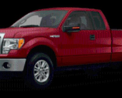 2013 Ford F-150 FX4 SuperCrew 5.5' Box 4WD