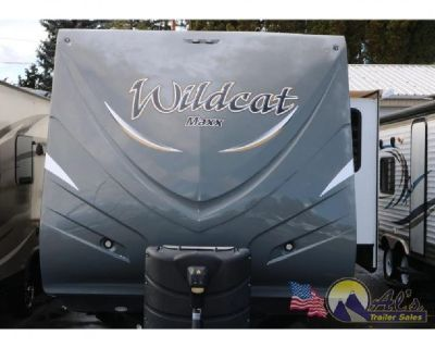 Used 2015 Forest River RV Wildcat Maxx 30DBH