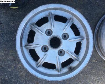 914 Mahle wheels alloy rims 15 by 5.5