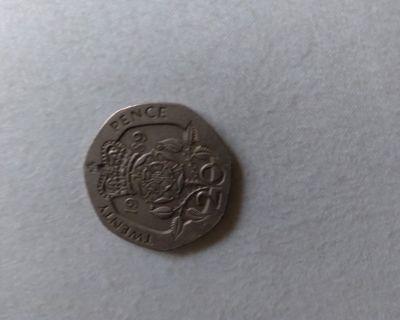 1-Elizabeth II DC REG FD 1989