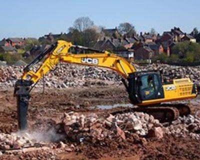 2018 JCB JS300 Excavators