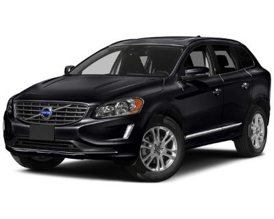 Pre-Owned 2017 Volvo XC60 T5 Dynamic FWD 4D Sport Utility
