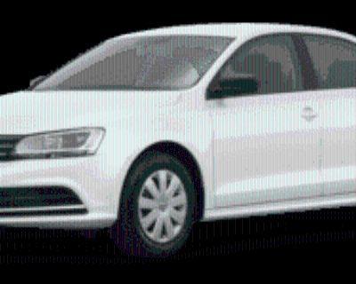 2016 Volkswagen Jetta 1.4T S Auto