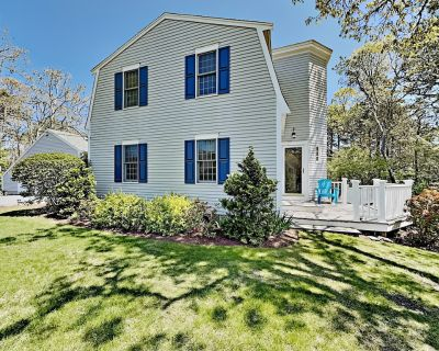 New Listing-Chatham, private home and yard with multiple decks - South Chatham