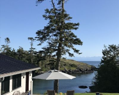 Waterfront Cove, West Side Of San Juan Island, Sandy Beach, Prime Orca location - Friday Harbor