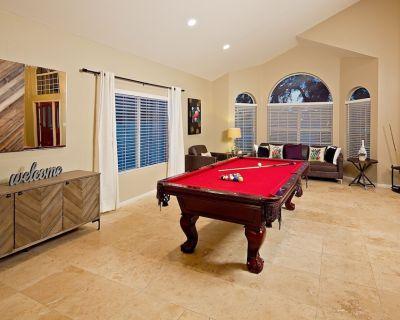 Enjoy 2 Master Suites, Heated Pool, Spa, Fun Game Room, Concierge Service, More - Tami Estates