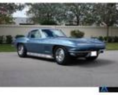 1967 Chevrolet Corvette 502/500 HP crate engine