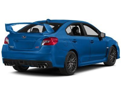 Pre-Owned 2015 Subaru WRX STI