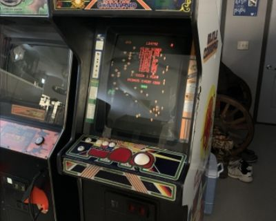 Classic Arcade 3 game series, Missle Command