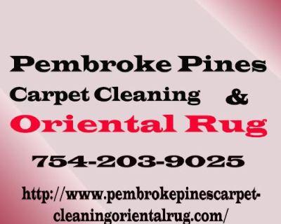 Pembroke Pines Carpet Cleaning & Oriental Rug