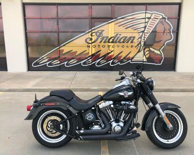 2010 Harley-Davidson Softail Fat Boy Lo Cruiser Norman, OK