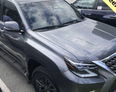 2021 Lexus GX GX 460 Premium