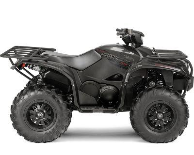 2016 Yamaha Kodiak 700 EPS SE ATV Utility Janesville, WI