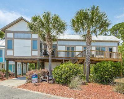Bay Bliss lovely 1 bedroom, 1 bathroom stilted beach cottage - Carrabelle