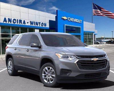 New 2021 Chevrolet Traverse LS