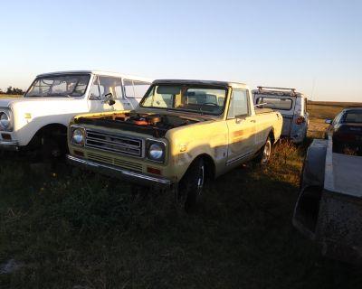 "1976 International Scout ""Terra"" Pickup 4x4 V8 Antique IHC"