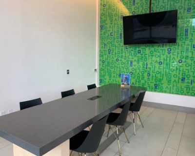 Modern Executive Conference Room, Los Angeles, CA