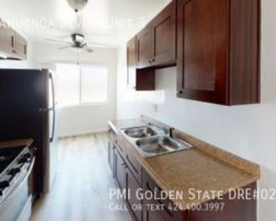 5242 Cahuenga Blvd #3, Los Angeles, CA 91601 1 Bedroom Apartment