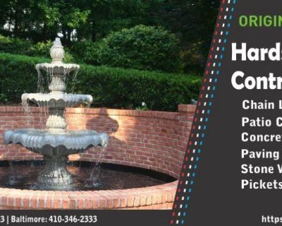 Hardscape Services Contractor