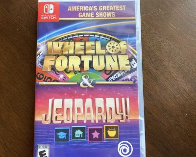 Game Shows Nintendo Switch Game