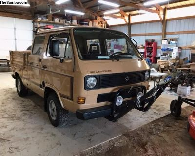 1985 VW Doka